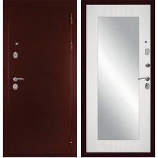 Входная дверь Дива С-503 (Антик медный / Сандал белый)