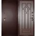 Входная дверь Дива МД-09 (Орех)